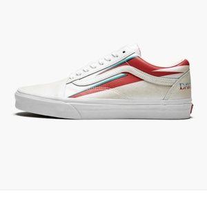 David Bowie Sneakers